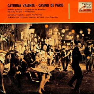 Casino De Paris, Caterina Valente