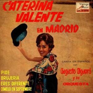 Caterina Canta En Español, Caterina Valente