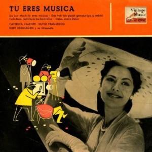 Du Bist Musik –  Tú Eres Música, Caterina Valente