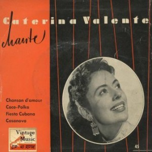 Chanson D'Amour, Caterina Valente