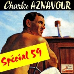 Spécial 59, Charles Aznavour