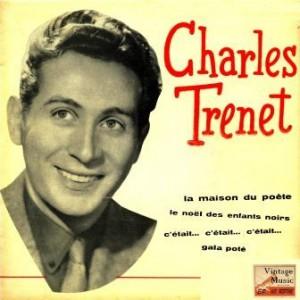 Le Nöel Des Enfants Noirs, Charles Trenet