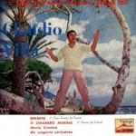 1º Festival Del Mediterraneo, Claudio Villa