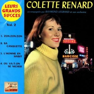 Leurs Grands Succes, Colette Renard