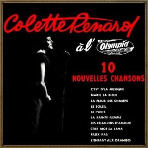 10 Nouvelles Chansons, Colette Renard