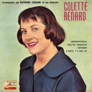 Croquemitofle, Colette Renard