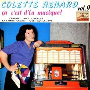 Ça C'est D'la Musique!, Colette Renard