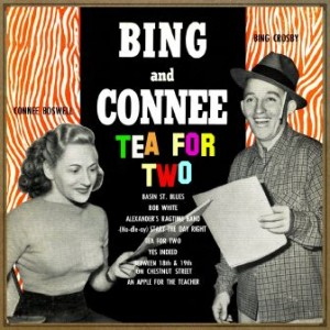Tea For Two, Connee Boswell, Bing Crosby