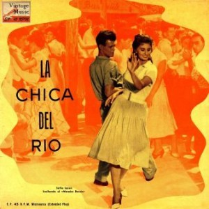 La Chica Del Río, Cristina Jorio
