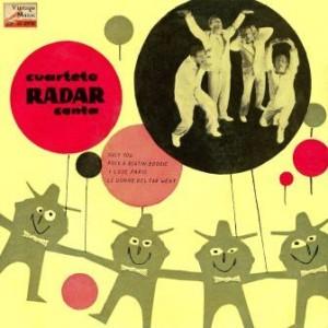 I Love Paris, Quartetto Radar
