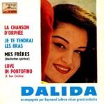 La Chanson D'Orphée, Dalida
