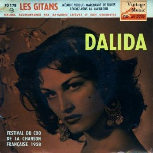 Mélodie Perdue, Dalida