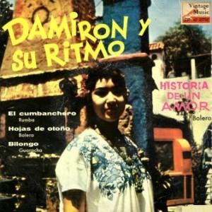 Damiron Y Su Ritmo (Piano Y Merengue), Damiron