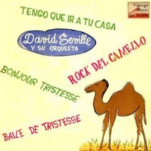Camel Rock, David Seville