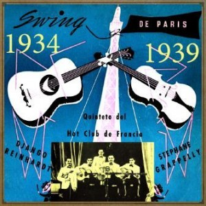Jazz At the Hot Club of Paris With Guitar & Violin (1934 – 1939), Django Reinhardt