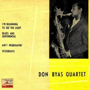 Blues And Sentimental Sax, Don Byas