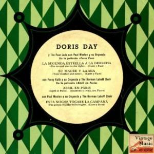 «Peter Pan» And «April In Paris», Doris Day