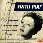 C'Est A Hambourg, Edith Piaf