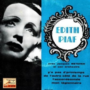 Chansons Immortelles, Edith Piaf