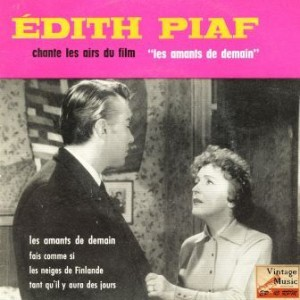 Les Amants De Demain, Edith Piaf