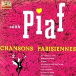 Chansons Parisiennes, Edith Piaf