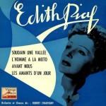 L'Homme A La Moto, Edith Piaf