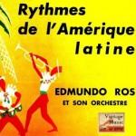 Rythmes From Latin America, Edmundo Ros