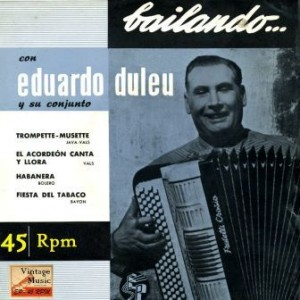 Accordion Party, Edouard Duleu