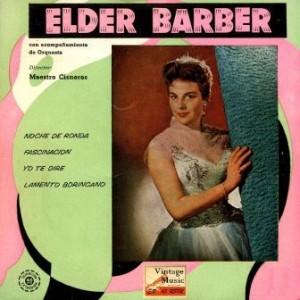 Noche De Ronda, Elder Barber