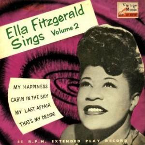 Ella Fitzgerald Sings, Ella Fitzgerald