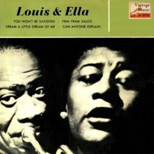 Louis & Ella, Ella Fitzgerald
