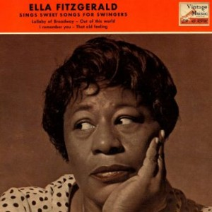 Sings Sweet Songs For Swingers, Ella Fitzgerald