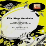 Ella Sings Gershwin, Ella Fitzgerald