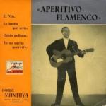Aperitivo Flamenco, Enrique Montoya