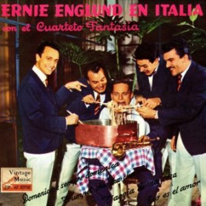 Ernie Englund At Italy
