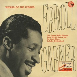 Wizard Of The Ivories, Erroll Garner