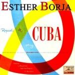 Rapsodia De Cuba, Esther Borja