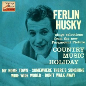 Country Music Holiday, Ferlin Huski