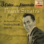 Three Coins In The Fountain, Frank Sinatra