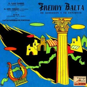 His Accordion And His Orchestra, Freddy Balta