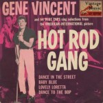 B.S.O. Hot Rod Gang, Gene Vincent
