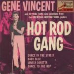 B.S.O. Hot Rod Gang, Gene Vincent