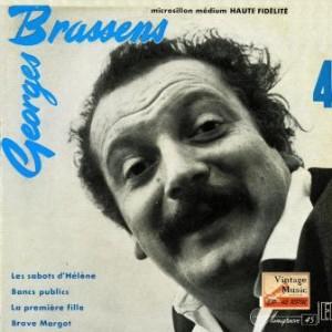Bancs Publics, Georges Brassens