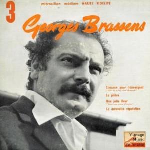 La Mauvaise Réputation, Georges Brassens