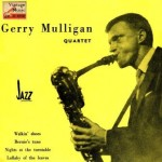 Walkin' Shoes, Gerry Mulligan