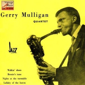 Walkin' Shoes, Gerry Mulligan