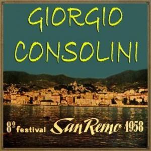 Festival de San Remo 1958, Giorgio Consolini