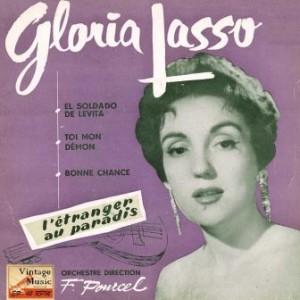 El Soldado de levita, Gloria Lasso
