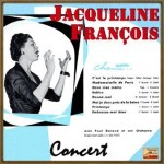 Mademoiselle De Paris, Jacqueline François