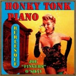 Vintage Honky Tonk Piano Burlesque, Joe Fingers O'Shay